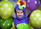 Evening Feeding: DIY Monster Costumes That Are Perfect For Halloween