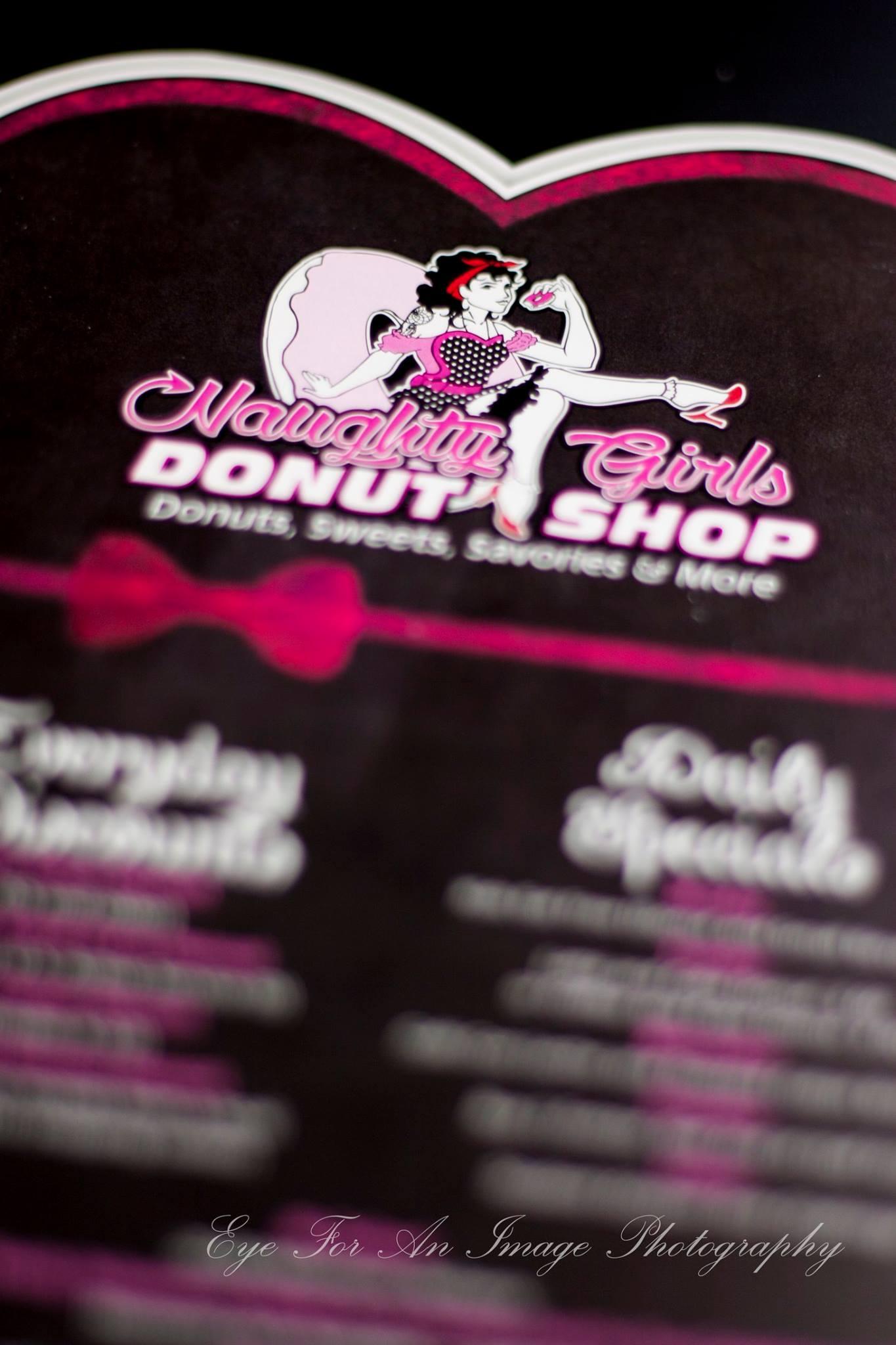 grumpy townsfolk slut shame teenagers donut shop name lord