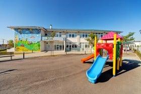 Playground daycare
