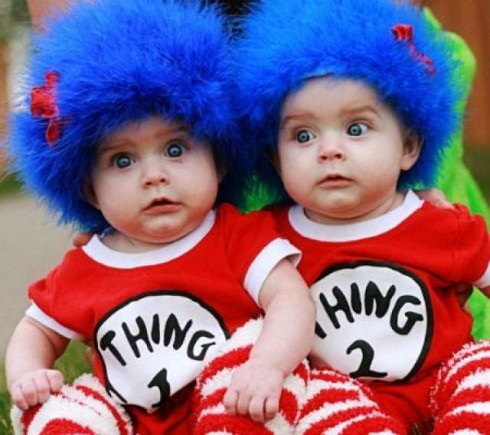 10 Halloween Costumes That Only Work With Twins
