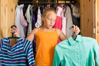 Used Clothes Are Cheaper -- And Better -- For My Kids