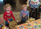 In An Attempt To Make You Feel Old, Neil Patrick Harris� Twins Turned 4 This Weekend