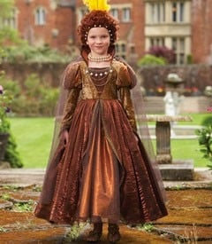 Young Queen Elizabeth 1 Dress The Most Offensive Hal...
