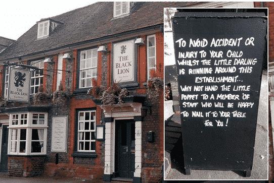 offensive-no-child-pub-sign