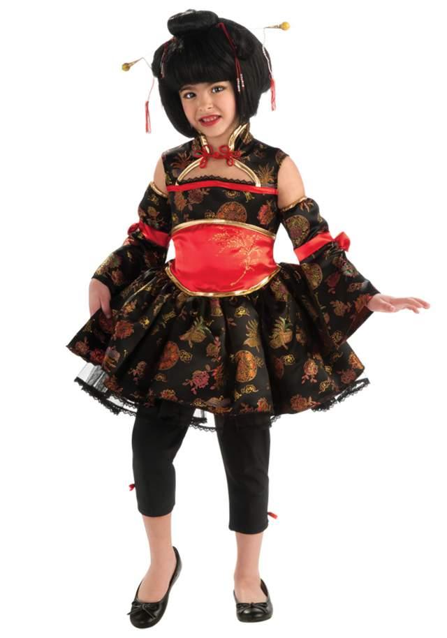 10 Racist Halloween Costumes For Kids