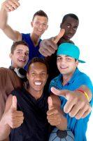 cool black friends