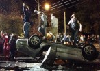Dozens Arrested In Pumpkin Festival Riot, Because Bros Will Be Bros