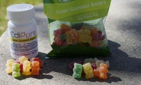 Pot-laced gummy bears versus non-pot