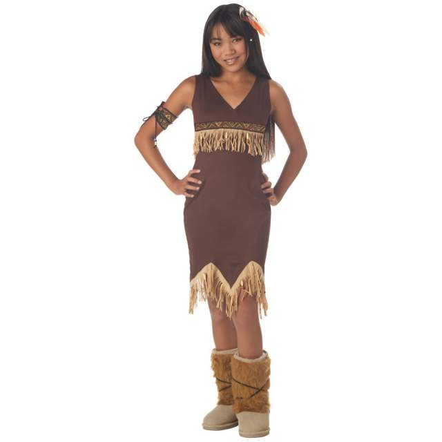 10 racist halloween costumes for kids indian princess costume solutioingenieria Images