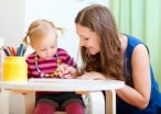Morning Feeding: Coloring With Your Kids Can Help You De-Stress