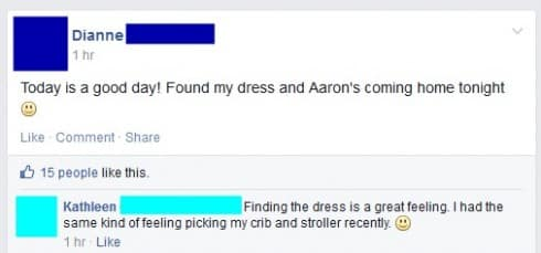STFU Parents: First Comes Love, Then Comes Marriage, Then Comes Mommyjacking With A Baby Carriage