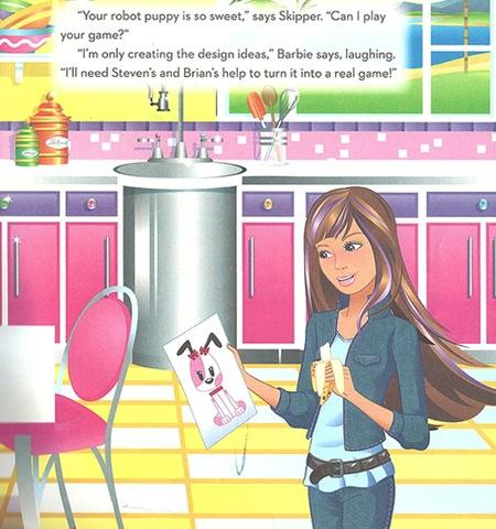 barbie i can be a computer engineer book