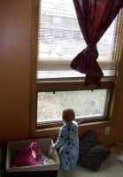 curtain knots childproofing