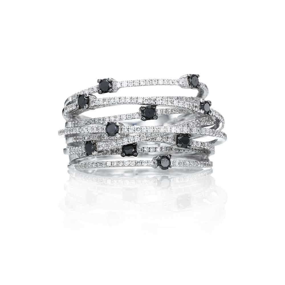 Black Wedding Rings For Him And Her 73 Elegant Yvel diamond ring