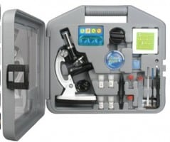 amscope microscope kit
