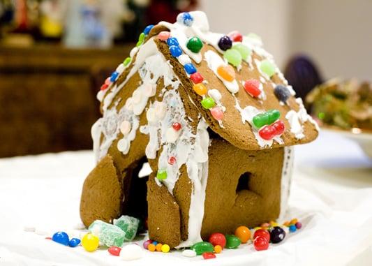 Epic Gingerbread House Fails Richard Magazine