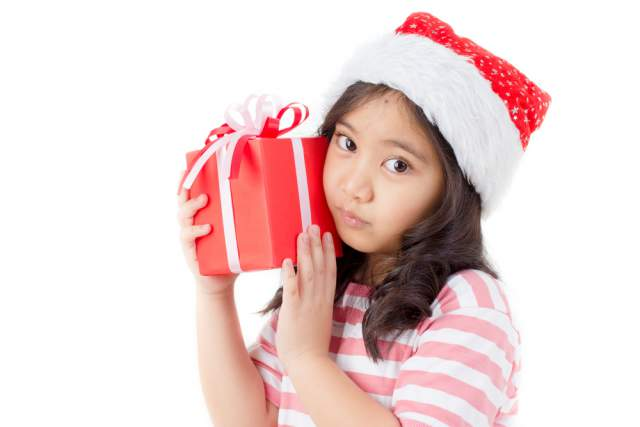 Your Kid Might Reject A Fancy Christmas Gift