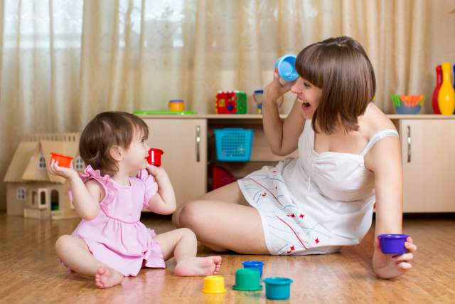 You Don't Have To Play With Your Kids To Be A Good Mom