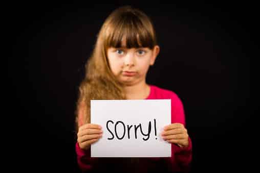 sorry-child