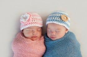 girl boy twins
