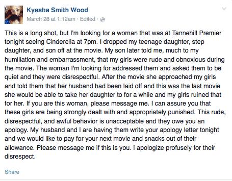 kyesha smith wood facebook