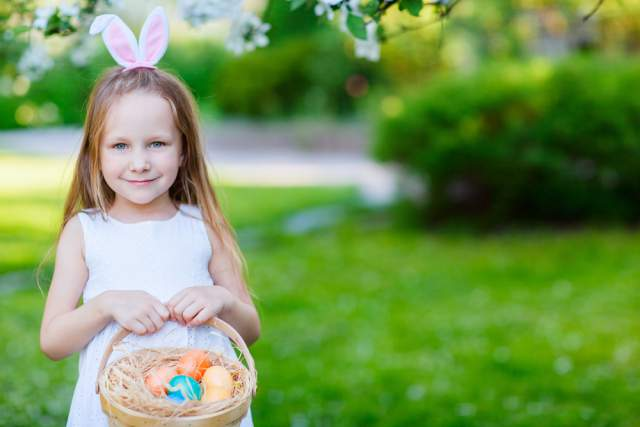 8 Kids You Meet At Every Easter Egg Hunt