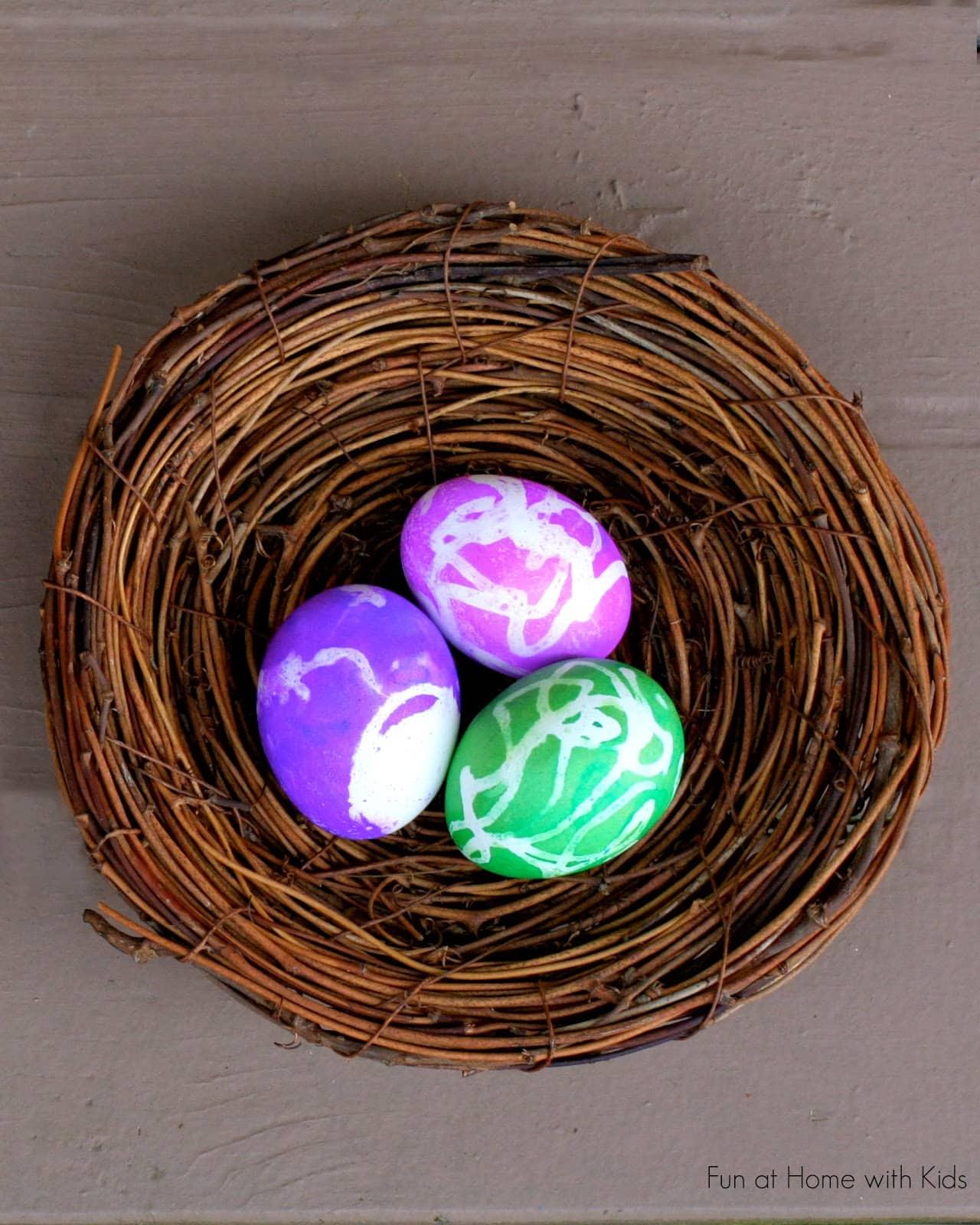 no mess eggs