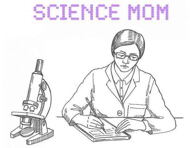 science mom sharp