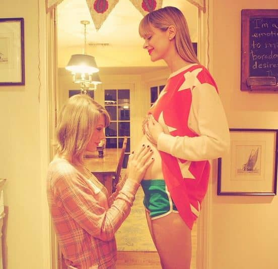 Taylor Swift Has A Foolproof Way To Get Babies To Stop