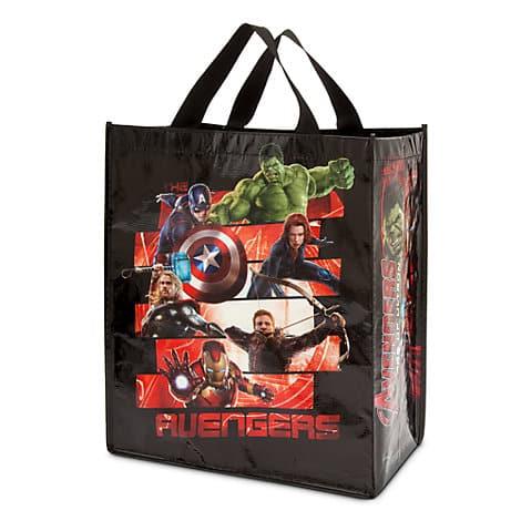 avengers reusable tote bag