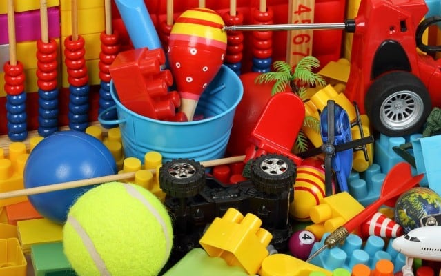 Amazon Eliminates Boy And Girl Toy Categories