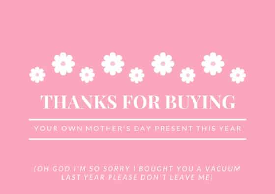 MOTHER'S DAY(1)