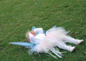 Fairy:  Pouting