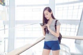 fashion chinese girl