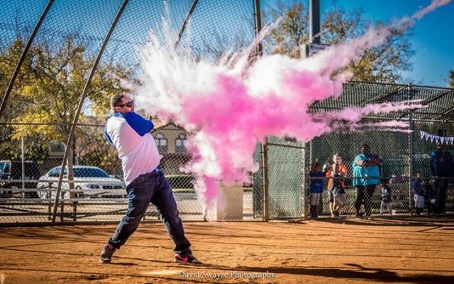 baseball-gender-reveal-photo