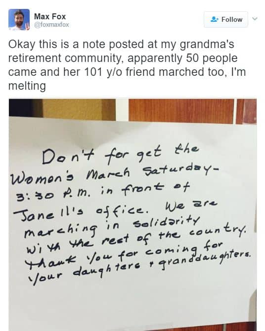 womens-march-retirement-home