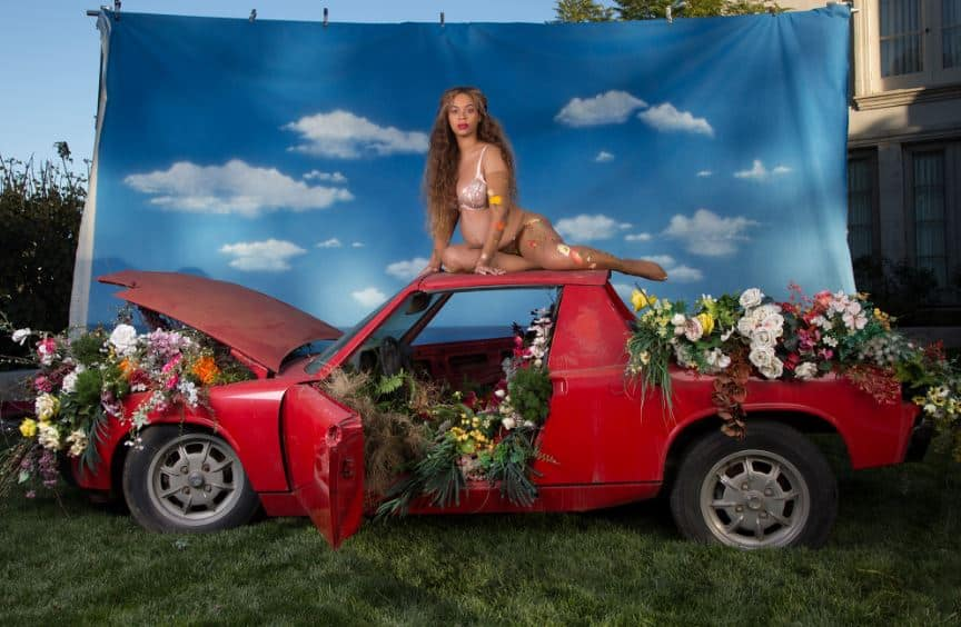 beyonce car accident - photo #36