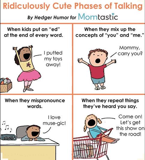 mom comic