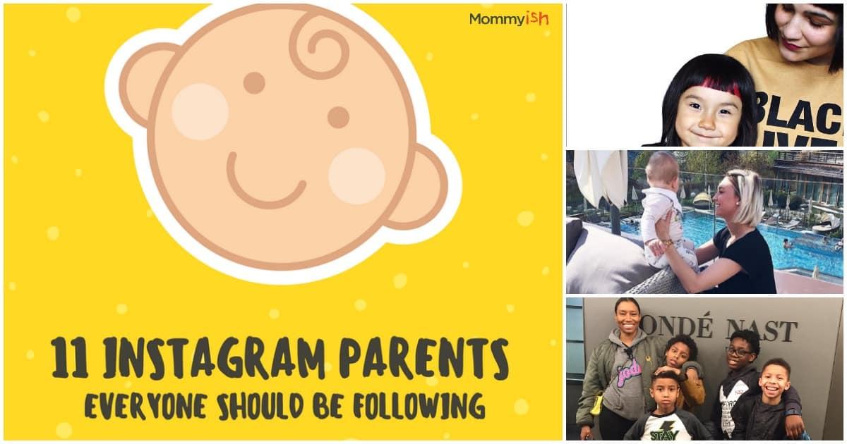 instagram parents