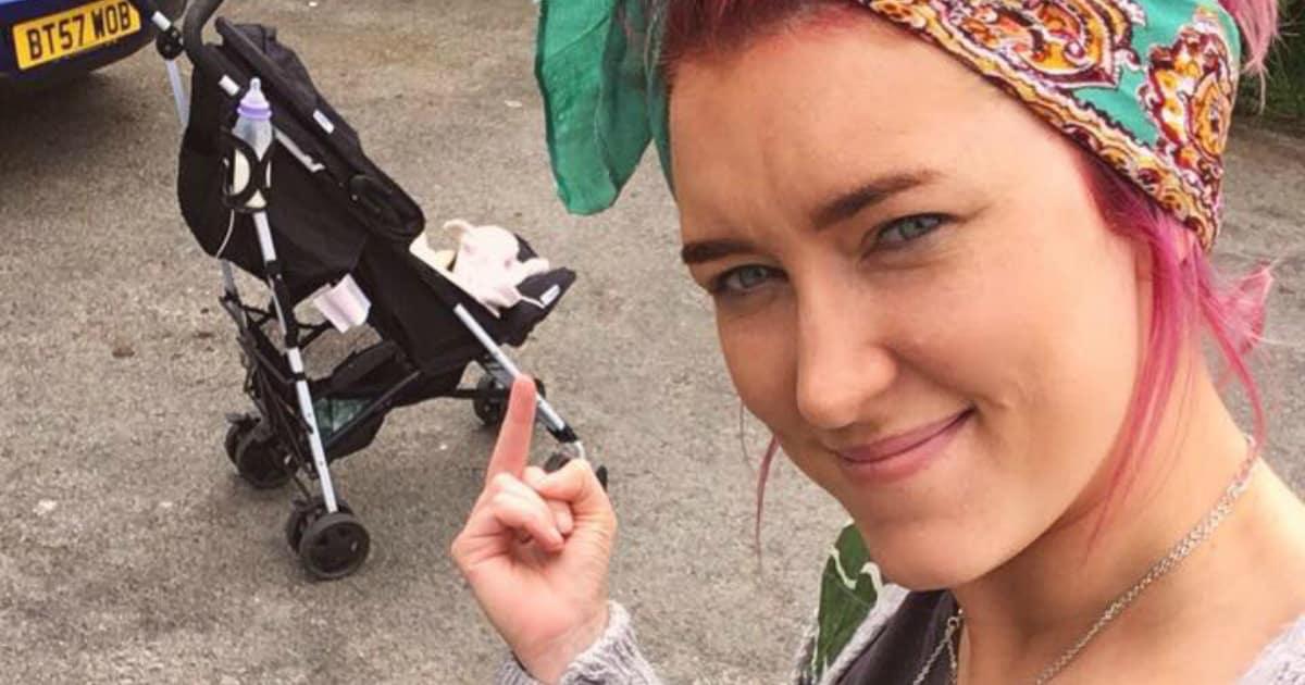 mom goes on stroller rant on facebook