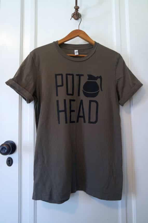 Are you a pot head?