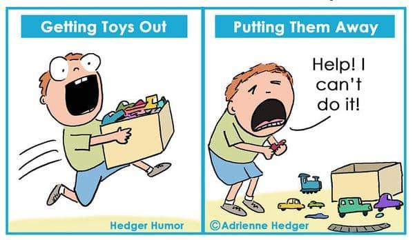 mom comics