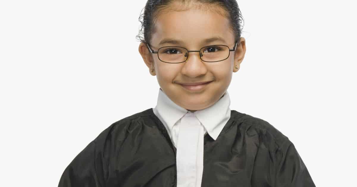 child judge