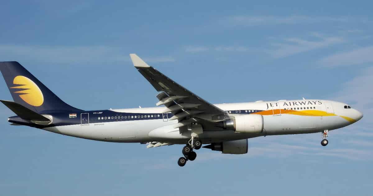 jetairways flight