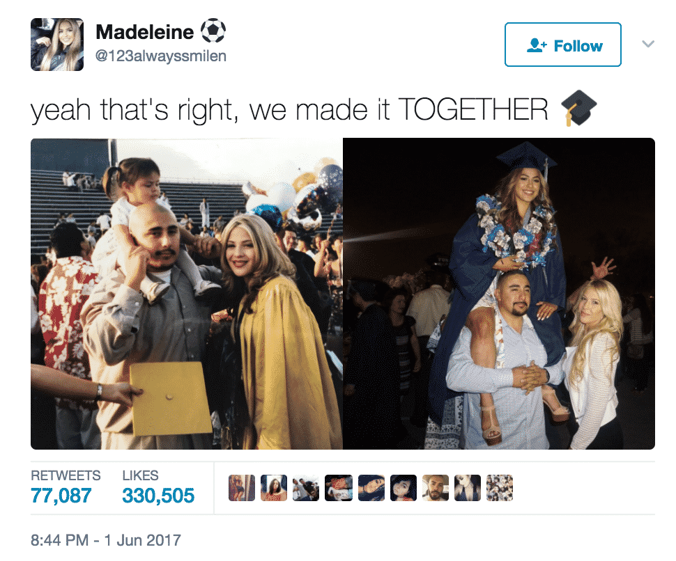 they did it!