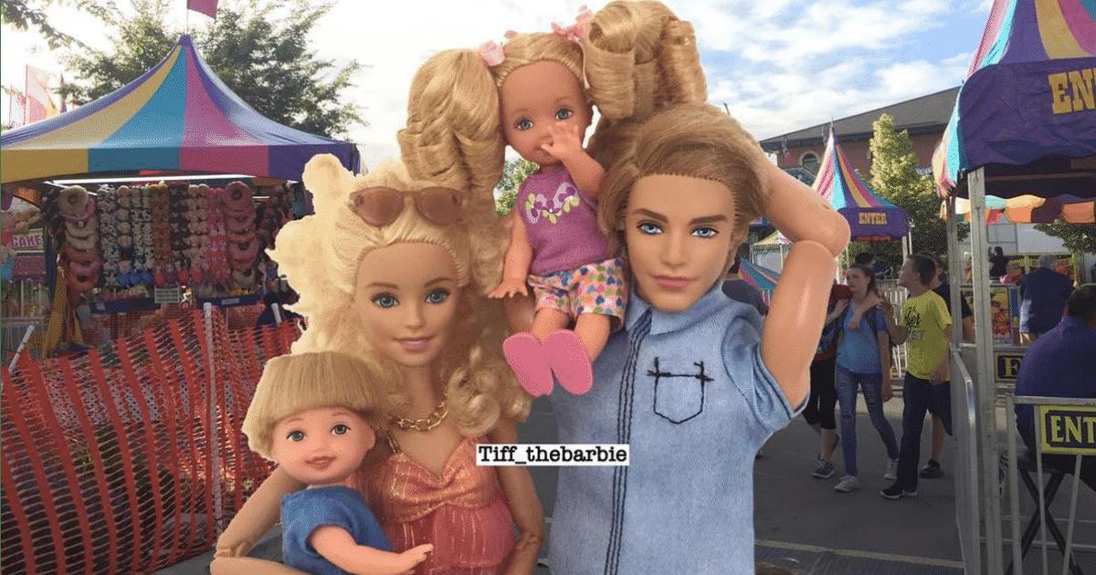 millennial barbie