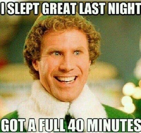 sleep meme 13 third trimester memes