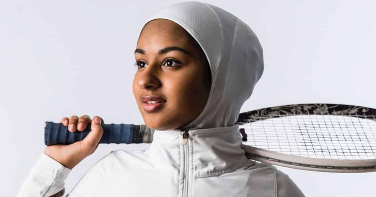 sports hijabs