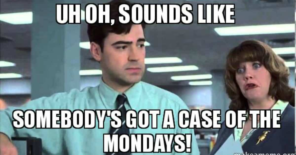 Case of the Monday Memes
