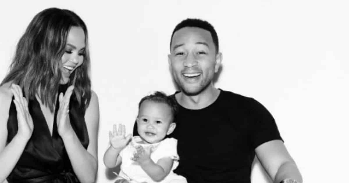 Chrissy Teigen is getting bombarded with photos of John Legend lookalike babies